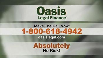 Oasis Legal Finance TV Spot, '#1 Leading Funding Company' - Thumbnail 10