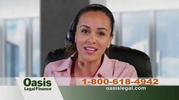 Oasis Legal Finance TV Spot, '#1 Leading Funding Company' - Thumbnail 7