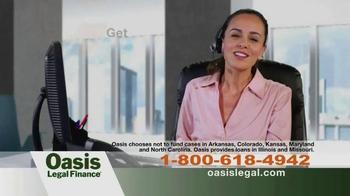 Oasis Legal Finance TV Spot, '#1 Leading Funding Company' - Thumbnail 8