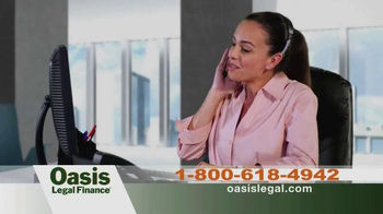 Oasis Legal Finance TV Spot, '#1 Leading Funding Company' - Thumbnail 9