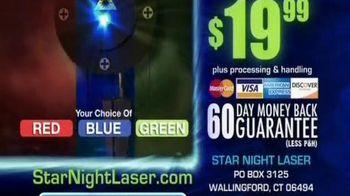 Star Night Laser TV Spot thumbnail