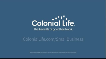 Colonial Life TV Spot, 'Small Business' - Thumbnail 10