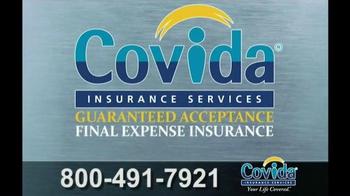 Covida Insurance Services TV Spot thumbnail