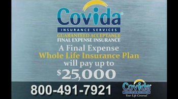 Covida Insurance Services TV Spot - Thumbnail 6