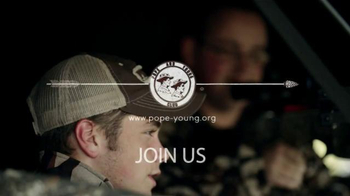 Pope and Young Club TV Spot, 'Membership' - Thumbnail 8