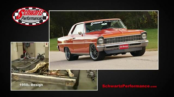 Schwartz Performance 25 Chassis Packages TV Spot - Thumbnail 2