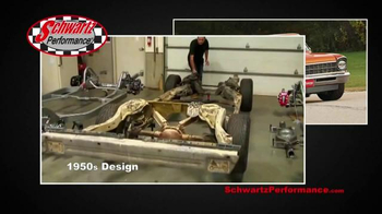 Schwartz Performance 25 Chassis Packages TV Spot - Thumbnail 3