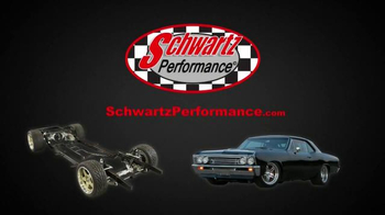 Schwartz Performance 25 Chassis Packages TV Spot - Thumbnail 9