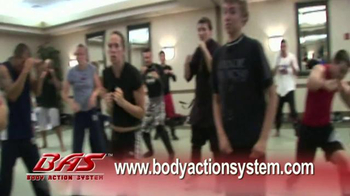 Body Action System TV Spot, 'MMA Legend' Featuring Bas Rutten - Thumbnail 5