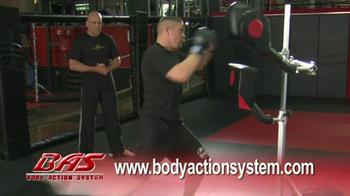 Body Action System TV Spot, 'MMA Legend' Featuring Bas Rutten - Thumbnail 6