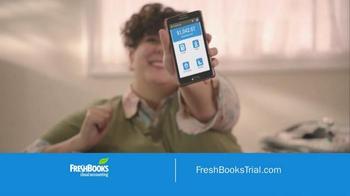 FreshBooks TV Spot, 'Cloud Based Accounting' - Thumbnail 7