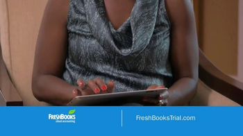 FreshBooks TV Spot, 'Cloud Based Accounting' - Thumbnail 8