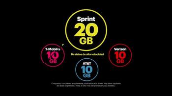 Sprint Family Share Pack TV Spot, 'Leaving T-Mobile' [Spanish] - Thumbnail 7