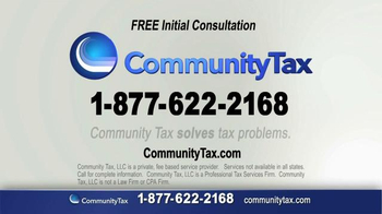 Community Tax TV Spot, 'Protection From the IRS' - Thumbnail 10