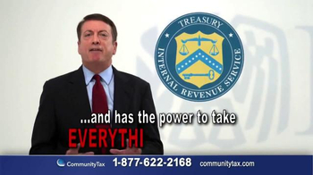 Community Tax TV Spot, 'Protection From the IRS' - Thumbnail 4