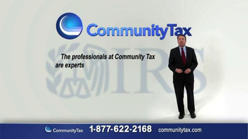Community Tax TV Spot, 'Protection From the IRS' - Thumbnail 6
