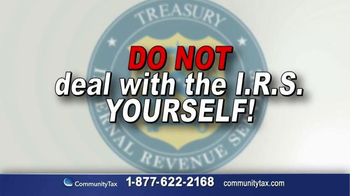 Community Tax TV Spot, 'Protection From the IRS' - Thumbnail 8