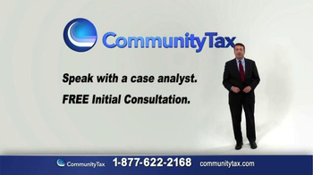 Community Tax TV Spot, 'Protection From the IRS' - Thumbnail 9
