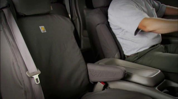 Covercraft Carhartt Seat Protection TV Spot, 'Perfect Fit' - Thumbnail 4