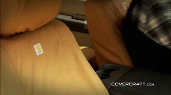 Covercraft Carhartt Seat Protection TV Spot, 'Perfect Fit' - Thumbnail 6