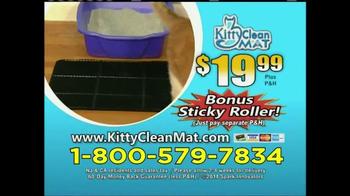 Kitty Clean Mat TV Spot - Thumbnail 10