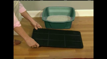 Kitty Clean Mat TV Spot - Thumbnail 2