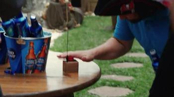 Bud Light Up for Whatever TV Spot, 'NFL: Buccaneer'd Living Room' - Thumbnail 9
