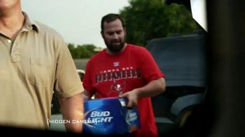 Bud Light Up for Whatever TV Spot, 'NFL: Buccaneer'd Living Room' - Thumbnail 1