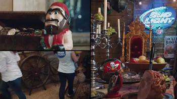Bud Light Up for Whatever TV Spot, 'NFL: Buccaneer'd Living Room' - Thumbnail 2