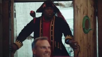 Bud Light Up for Whatever TV Spot, 'NFL: Buccaneer'd Living Room' - Thumbnail 4