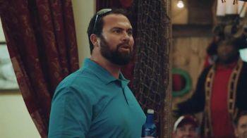 Bud Light Up for Whatever TV Spot, 'NFL: Buccaneer'd Living Room' - 679 commercial airings