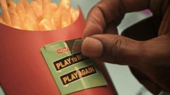 McDonald's TV Spot, 'Monopoly: Top Hat' Feat. LeBron James, Patrick Kane - Thumbnail 6