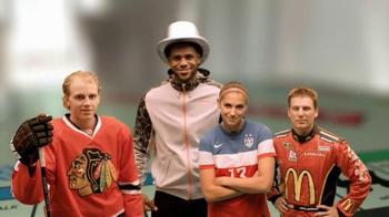 McDonald's TV Spot, 'Monopoly: Top Hat' Feat. LeBron James, Patrick Kane - Thumbnail 8
