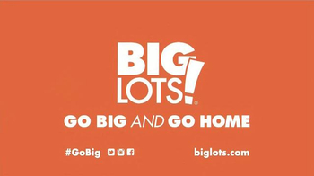 Big Lots TV Spot, 'Hurry in and Save!' - Thumbnail 10