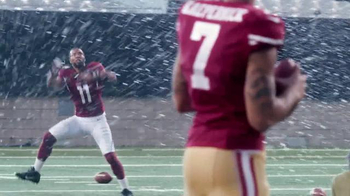 VISA Checkout TV Spot, 'One-Handed' Featuring Larry Fitzgerald, Drew Brees - Thumbnail 4