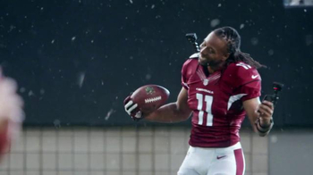 VISA Checkout TV Spot, 'One-Handed' Featuring Larry Fitzgerald, Drew Brees - Thumbnail 5