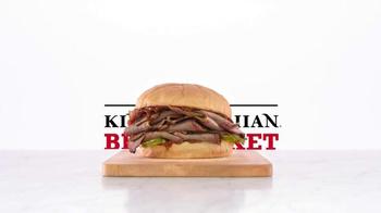 Arby's King's Hawaiian BBQ Brisket TV Spot, 'Aloha Cowboy' - Thumbnail 4
