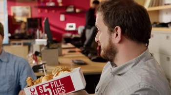 KFC $5 Fill Ups TV Spot, 'Long Sandwich' - Thumbnail 3