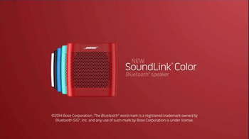 Bose SoundLink Color TV Spot, 'Music is My' song by Parade of Lights - Thumbnail 10