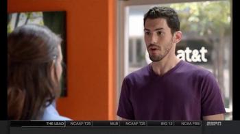 AT&T TV Spot, 'Mind Reader' - Thumbnail 8