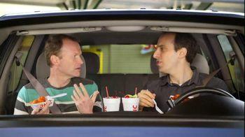 Sonic Drive-In Boneless Chicken Wings TV Spot, 'Wingman'