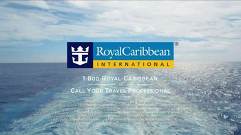 Royal Caribbean Cruise Lines TV Spot, 'Wow: 5 Day Wow Sale' - Thumbnail 10