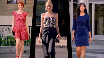 Ross Fall Dress Event TV Spot, 'Put That New Dress On'