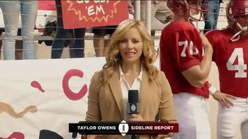 Diet Dr Pepper TV Spot, 'College Football: Sideline Reporter' - Thumbnail 1