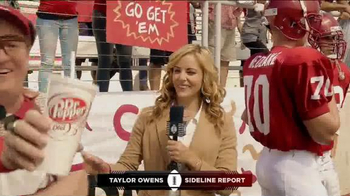 Diet Dr Pepper TV Spot, 'College Football: Sideline Reporter' - Thumbnail 7