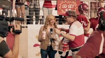 Diet Dr Pepper TV Spot, 'College Football: Sideline Reporter'