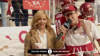 Diet Dr Pepper TV Spot, 'College Football: Sideline Reporter' - Thumbnail 3