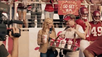 Diet Dr Pepper TV Spot, 'College Football: Sideline Reporter' - Thumbnail 4