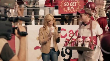 Diet Dr Pepper TV Spot, 'College Football: Sideline Reporter' - Thumbnail 6
