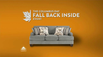Ashley Furniture Homestore Fall Back Inside Sale TV Spot [Spanish] - Thumbnail 2